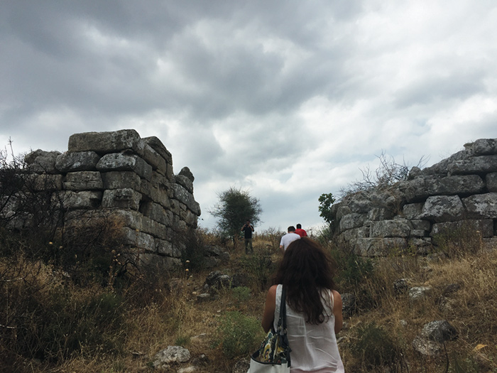 Share Your Story (WINNER) Mycenae, Greece, by Henry Rincavage '17