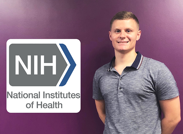 As a clinical research assistant at the National Institutes of Health's Endocrine Oncology Branch, Ryan Murphy '20 is learning skills he will take with him to pursue a career in medicine.