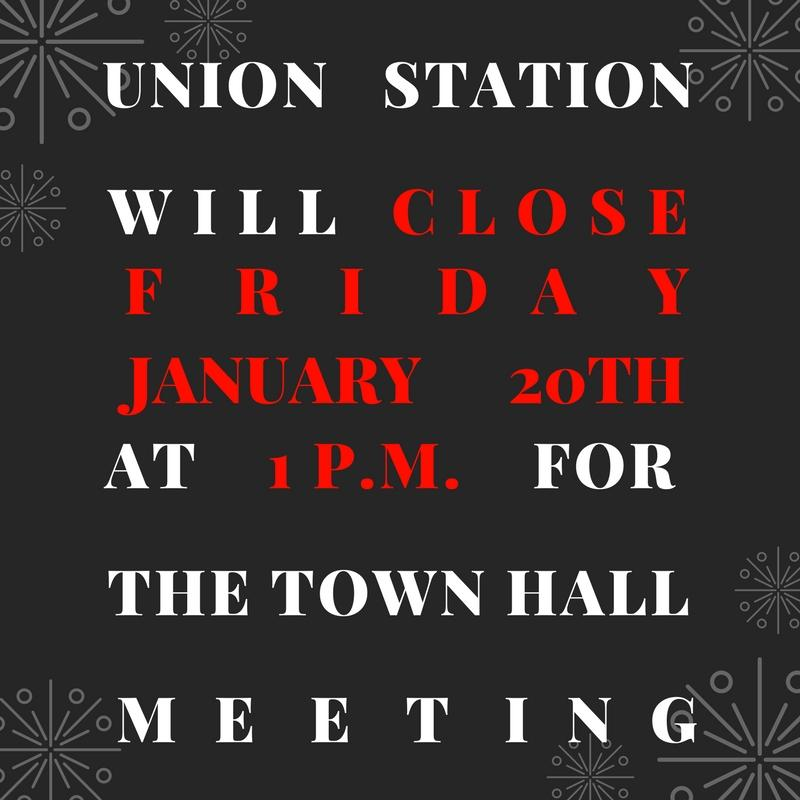 US closing town hall mtg