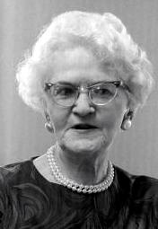 Headshot of the Dickinson Modern Languages professor Margaret Ramos, circa 1966.