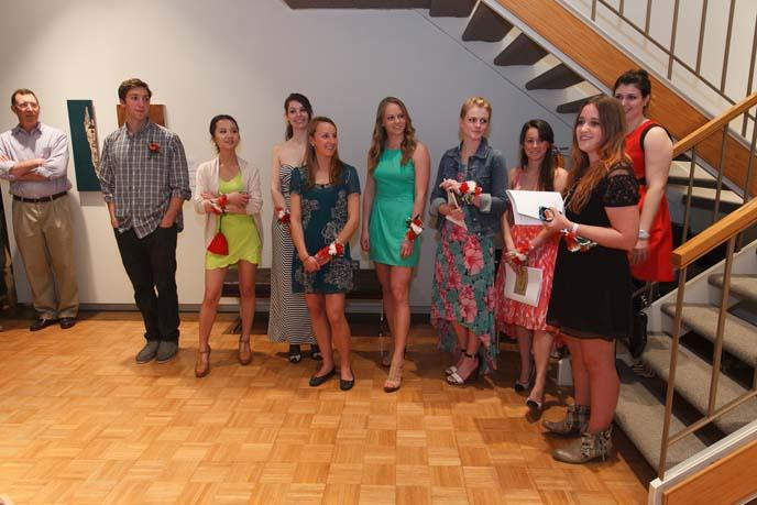 2013 senior studio art majors exhibit