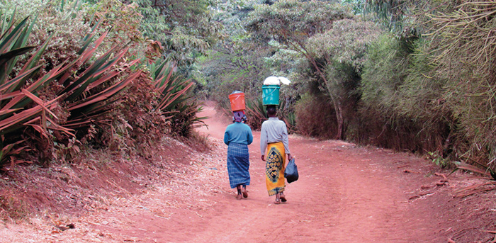 "Culture, Local Life and Local People (WINNER) ""Rhotia,"" in Rhotia, Tanzania, by Kayla Simpson '18"