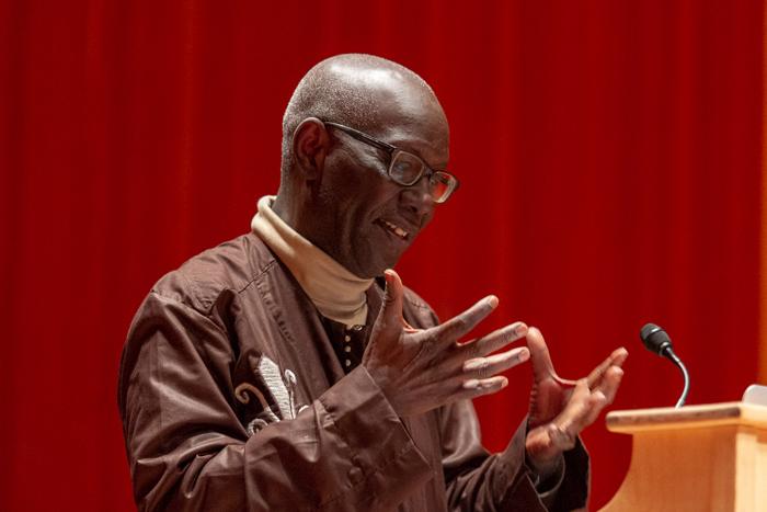 Boubacar Boris Diop Visits Dickinson College Through Stellfox Residency