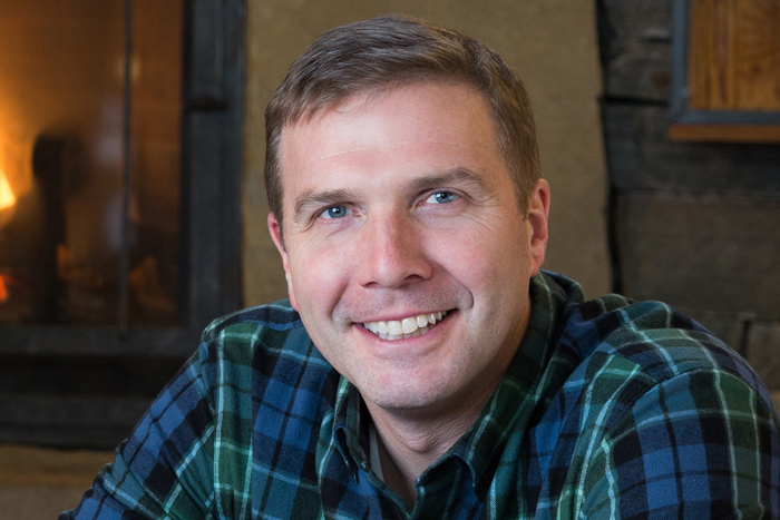 Stephen M. Smith '92, president and CEO of L.L.Bean