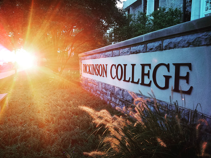 Dickinson College Moves to Test-Blind Admissions for This Year
