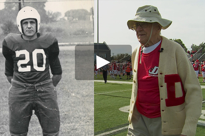 tom lacek, then and now