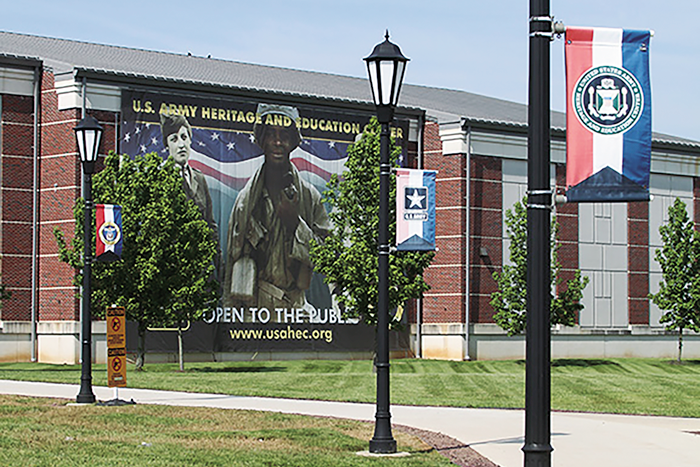 U.S. Army Heritage and Education Center (USAHEC)