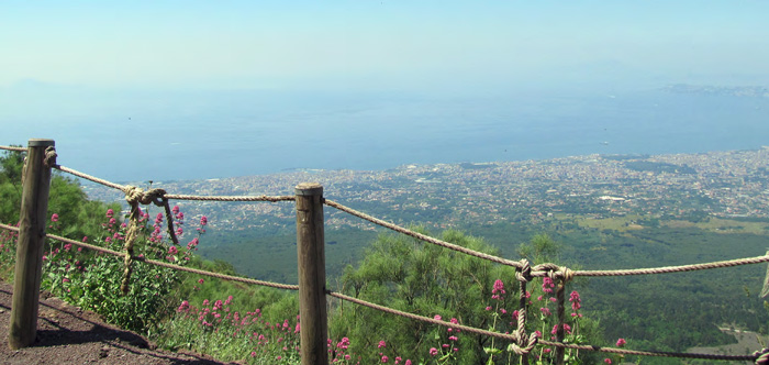 Mount Vesuvius National Park encompasses Italy's most famous volcano, with a trail to hike to the volcano's crater. Enjoy views of the Gulf of Naples along the way.