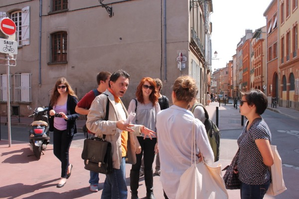 Toulouse Walking Tour