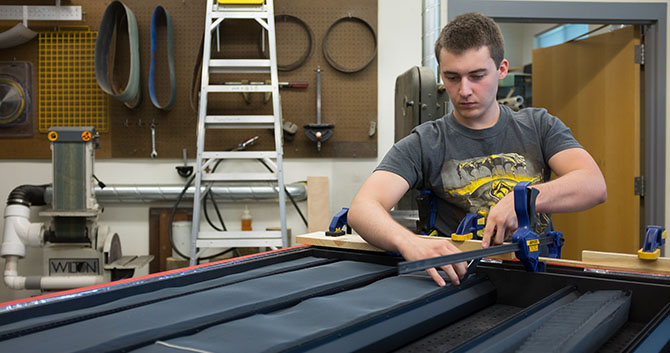 Building a Solar Air Heater