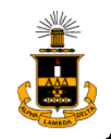 Photo of the Alpha Lambda Delta emblem.