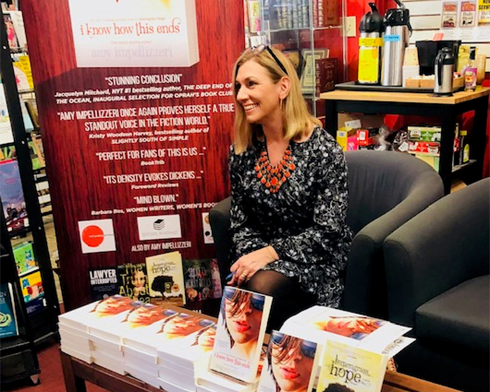 Dickinson Alumna and Lawyer Forges Second Successful Career as Novelist