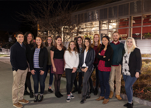 Baird Fellows 2017