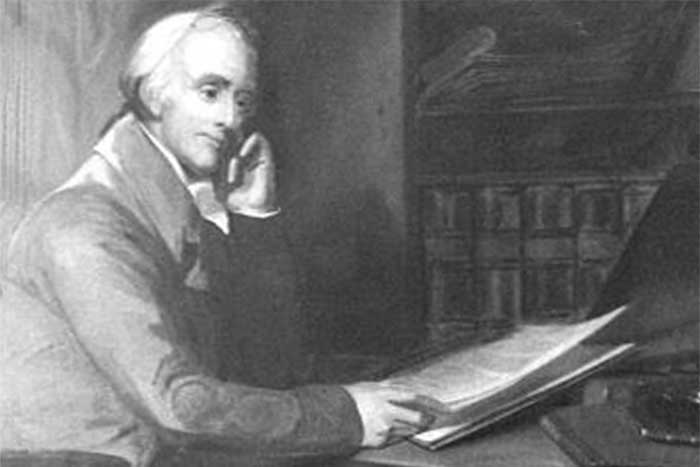 Benjamin Rush (1745-1813), founder of Dickinson College