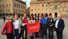 Bologna: April 2016