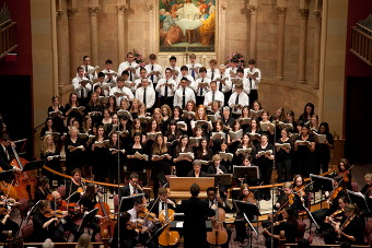 Dickinson College Choir 2011