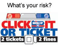 Click it or Ticket Advertisement