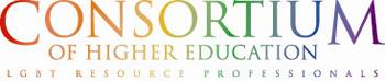 Logo of the Consortium of Higher Education LGBT Resource Professionals