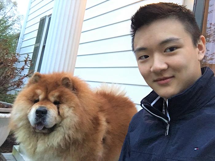 Student Snapshot: Dylan Yang '23