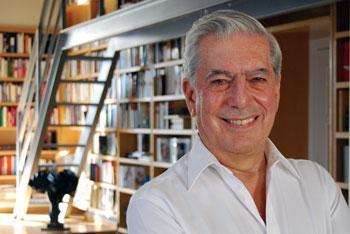 Mario Vargas Llosa to receive Stellfox Award.