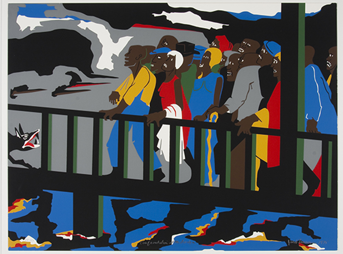 Revolutionary Art: 50 African American Prints Added to Trout Gallery Permanent Collection