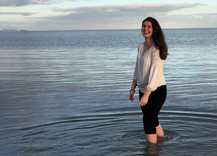 Student Snapshot: Kendra Beaver '20
