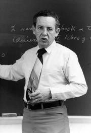 Arturo Fox, c. 1985