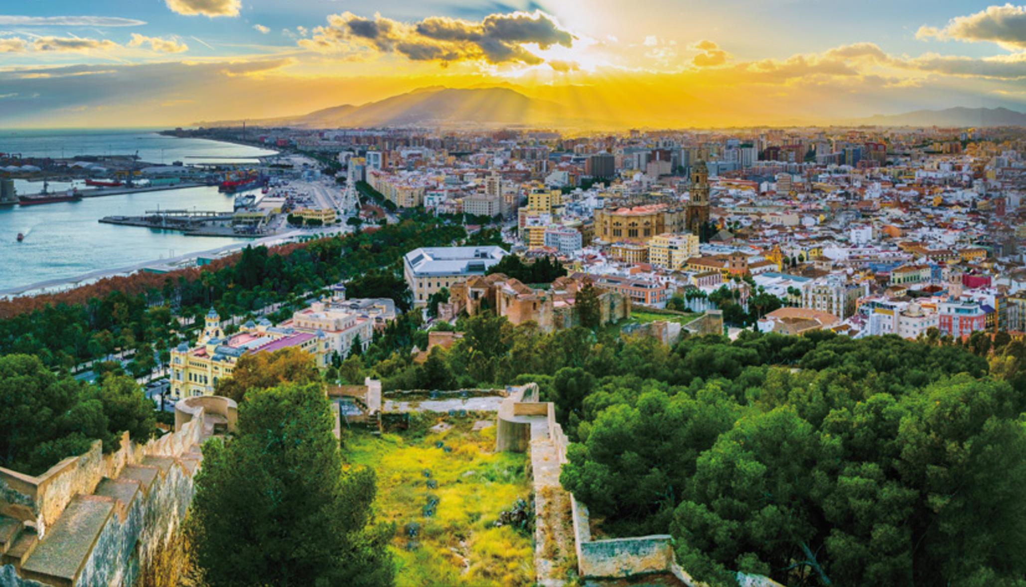 Málaga: April 22-28, 2018