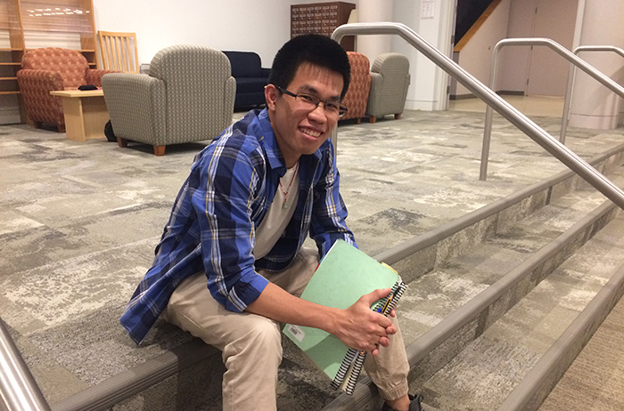 Khoi Nguyen '19 kicks off his internship experience at Uber (Hanoi), analyzing trips to detect patterns, behaviors and fraud. His positive experience leaves him eager for more internships to come.