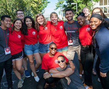 Move-In and Orientation Schedule