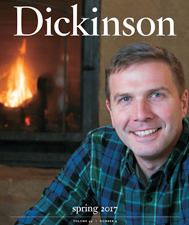 Dickinson spring 2017 magazine