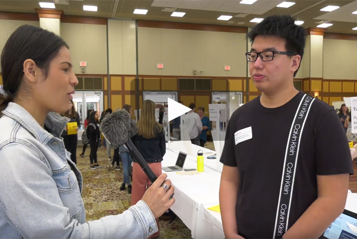 Students reflect on the professional skills honed and the experiences had during the 2019 Internship Showcase.
