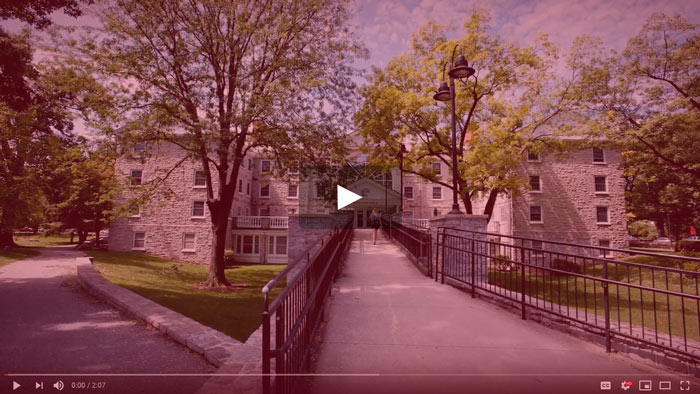 Residence Halls and Living at Dickinson College
