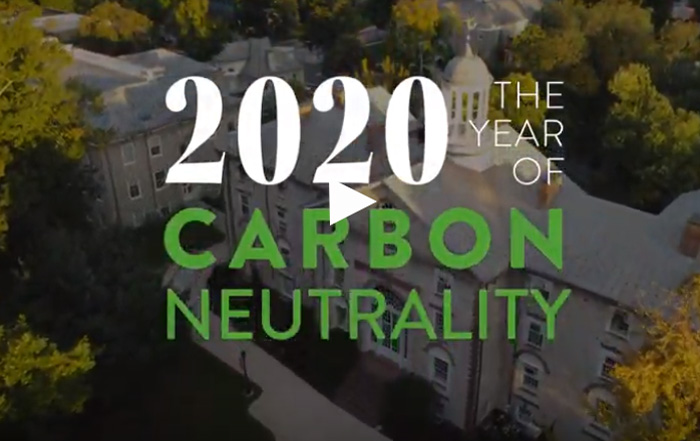 Carbon Neutrality Video Image