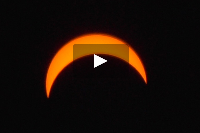 Eclipse video image