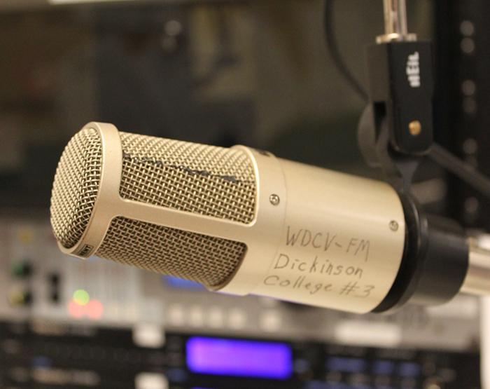 Dickinson Presents Classic Radio Play on WDCV-FM