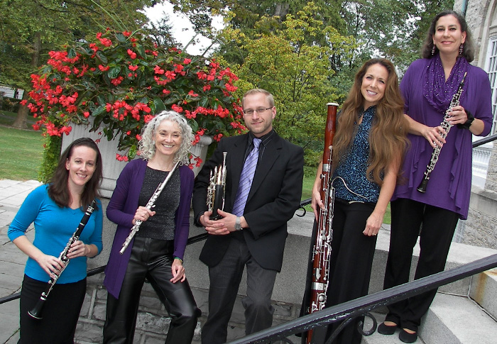 Dickinson College Faculty Wind Quintet