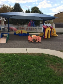 Infant and Young Toddler Playground
