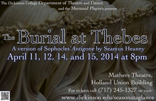 Burial at thebes final poster