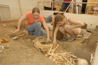 Keck Archaeology Lab 4
