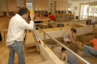 Keck Archaeology Lab