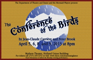 Website conf of birds