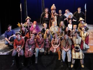 The Caucasian Chalk Circle Spring 2011 2