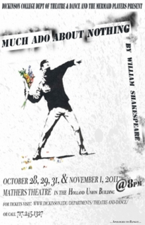 Much Ado About Nothing Fall 2011 Poster