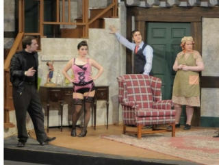 Noises Off Spring 2010 5