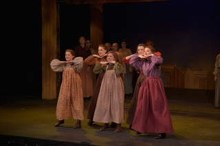Fiddler on the Roof Photo Gallery | Dickinson College